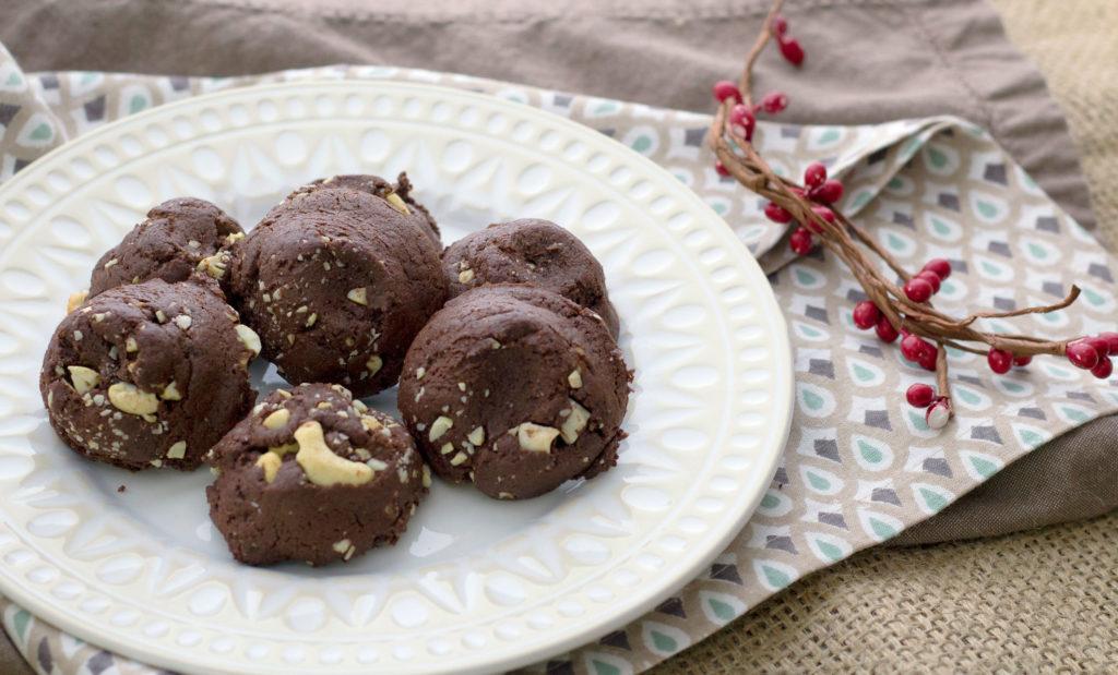 vegan chocolate cooke recipe