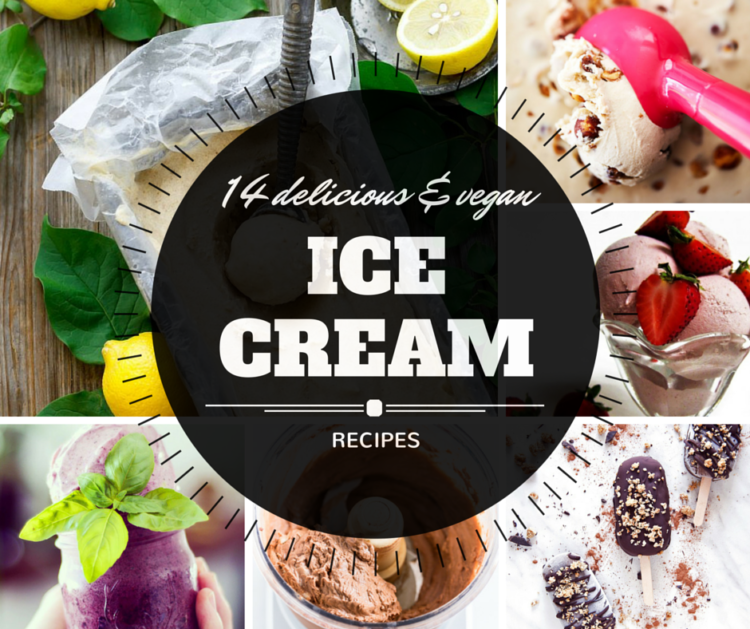 14 delicious and vegan ice cream recipes