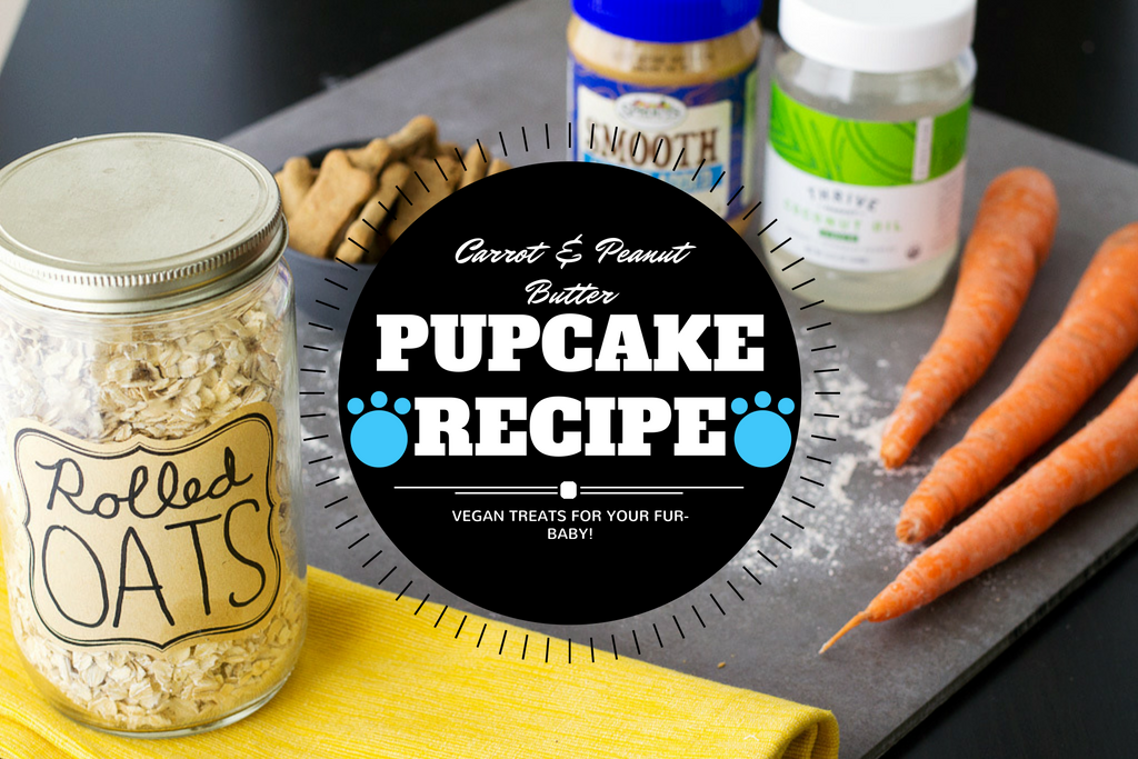 vegan pupcake recipe