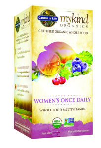 Garden of Life mykind multivitamin