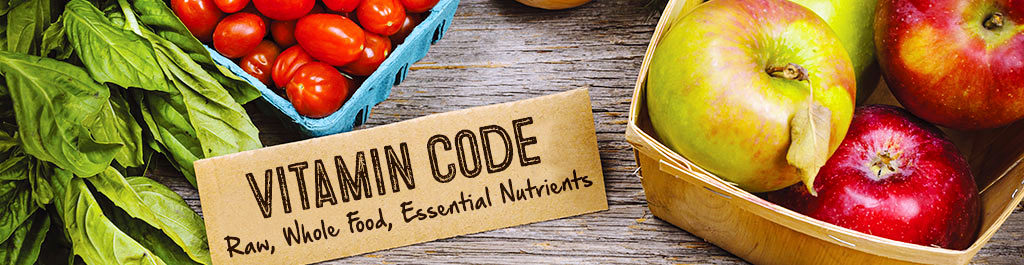 "Vitamin code: ""Whole food""?"