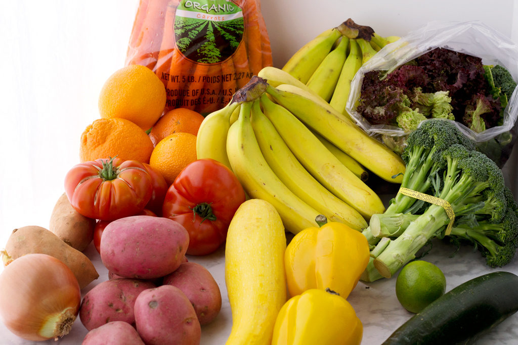 Farmer's market haul - my secret to sticking to a vegan budget!
