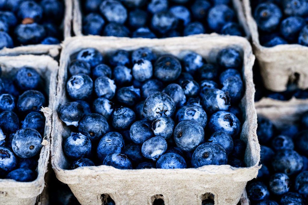 Want a whole food supplement? Try blueberries!