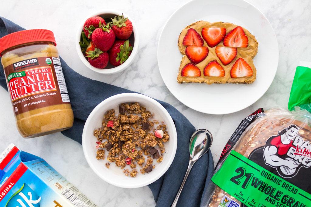 Killer vegan deals at costco (breakfast edition!)