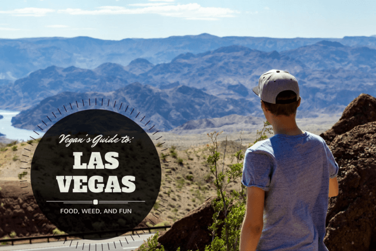 Vegan's guide to Las Vegas