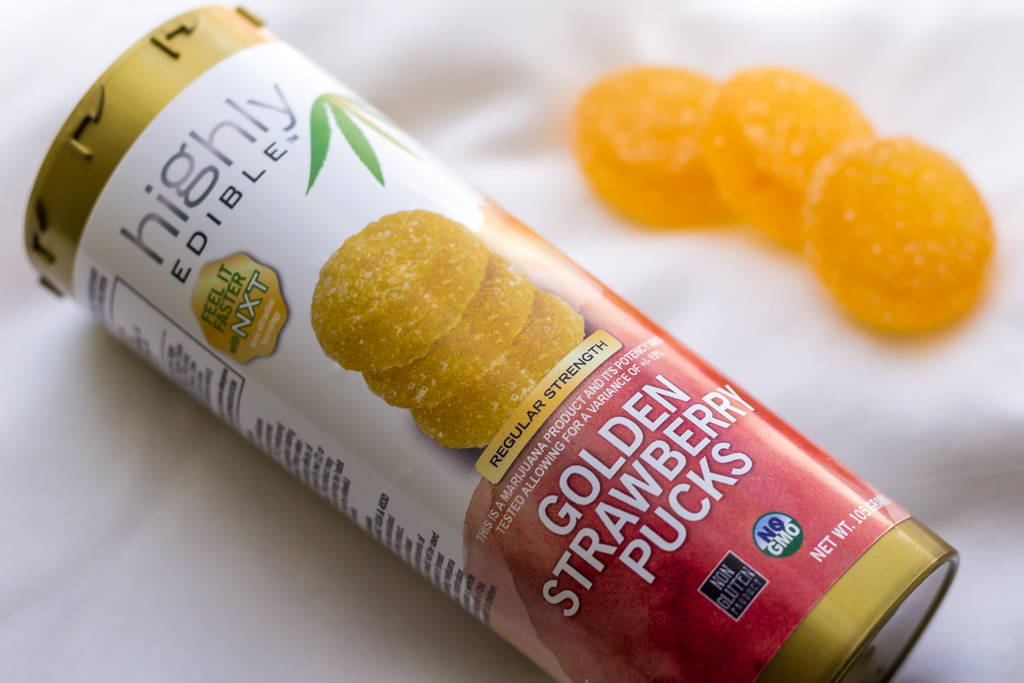 Highly Edibles vegan gummies