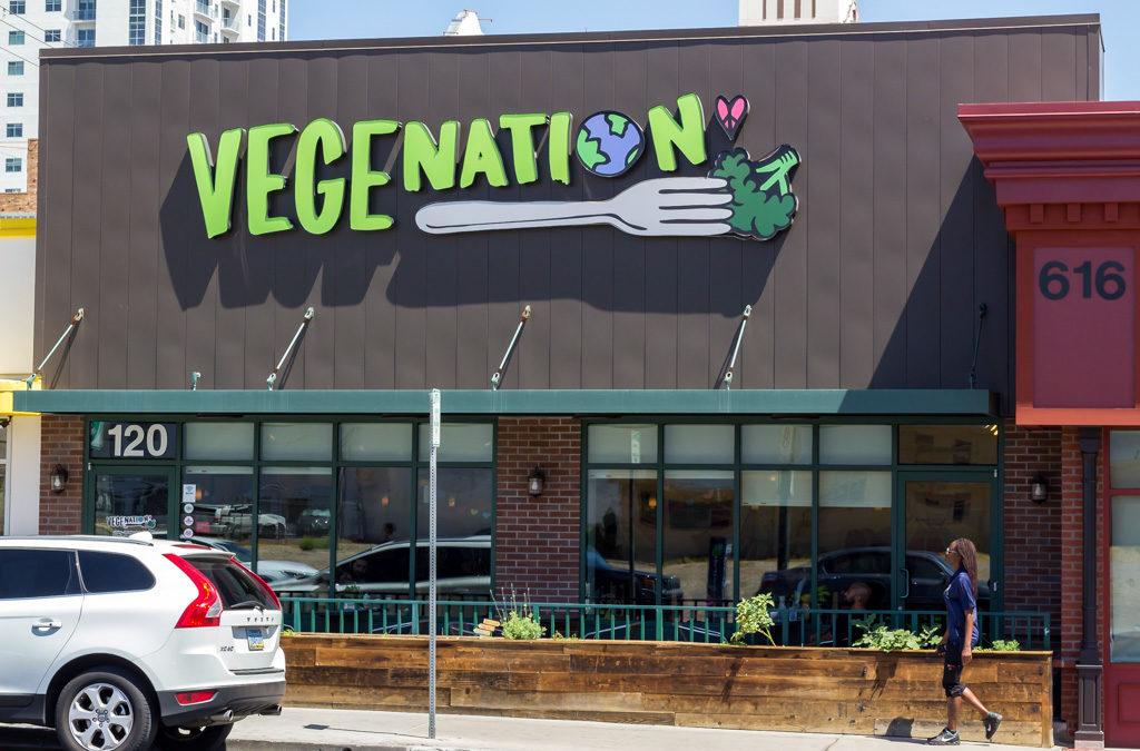 VegeNation vegan Las Vegas