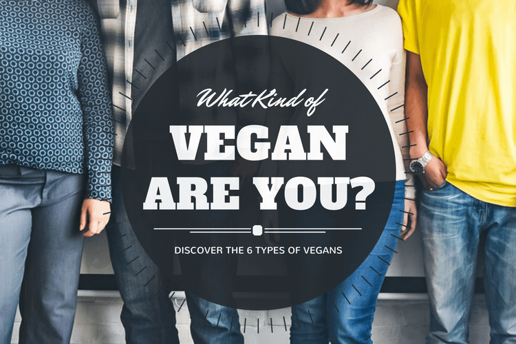 What kind of vegan are you?