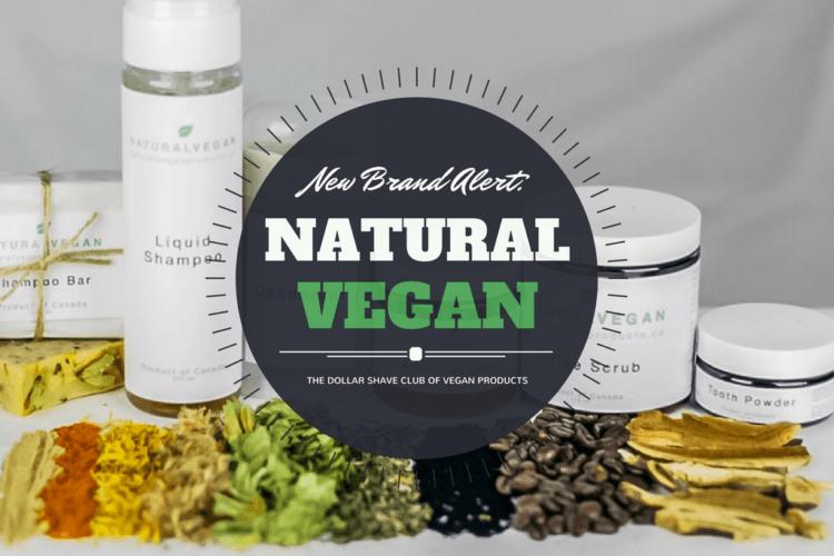 Natural Vegan Products