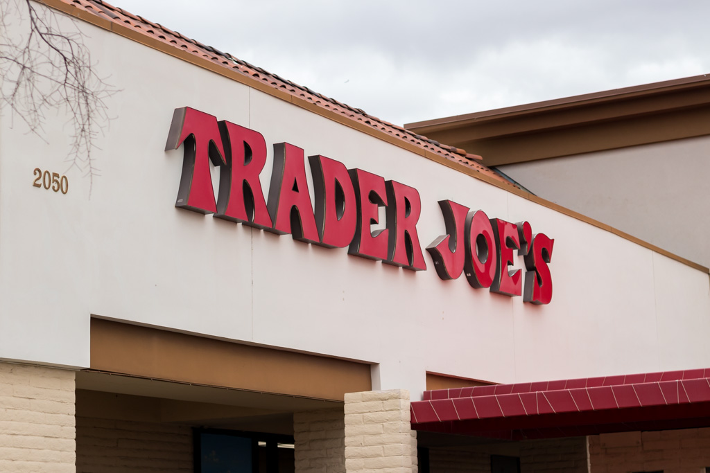 Trader joes and their artificial colors